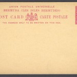 1909 1d Postal Card Foreign Rate