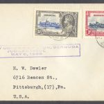 1935 King George V Silver Jubilee FDC