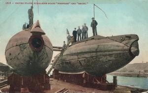USS Shark and USS Porpoise