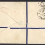1937 George VI Coronation reverseFDC