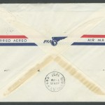 1937 Cavalier Bermuda to New York First Flight - Reverse