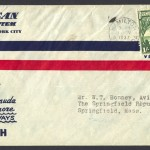 1937 Imperial Airways Bermuda to Baltimore First Official Air Mail FF