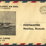 1938 First US Trans-Atlantic Air Mail FF