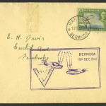 1941 Seven and Half-Penny KGVI Pictorial FDC