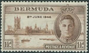 1946 KGVI Peace Victory