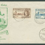 1946 Peace Victory FDC