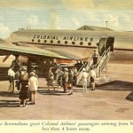 Colonial Airlines in Bermuda