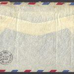 BOAC First Speedbird Constellation Flight Bermuda to New York