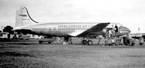 1948 Trans-Canada North Star