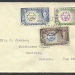 1949 Perot Centenary plain FDC