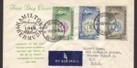 1949 Perot Centenary FDC