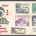 1949 75th Anniversary Universal Postal Union