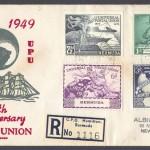 1949 75th Anniversary Universal Postal Union
