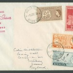 1953 Queen Elizabeth II Definitives FDC