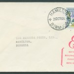 1962 Buildings of Bermuda 2d FDC