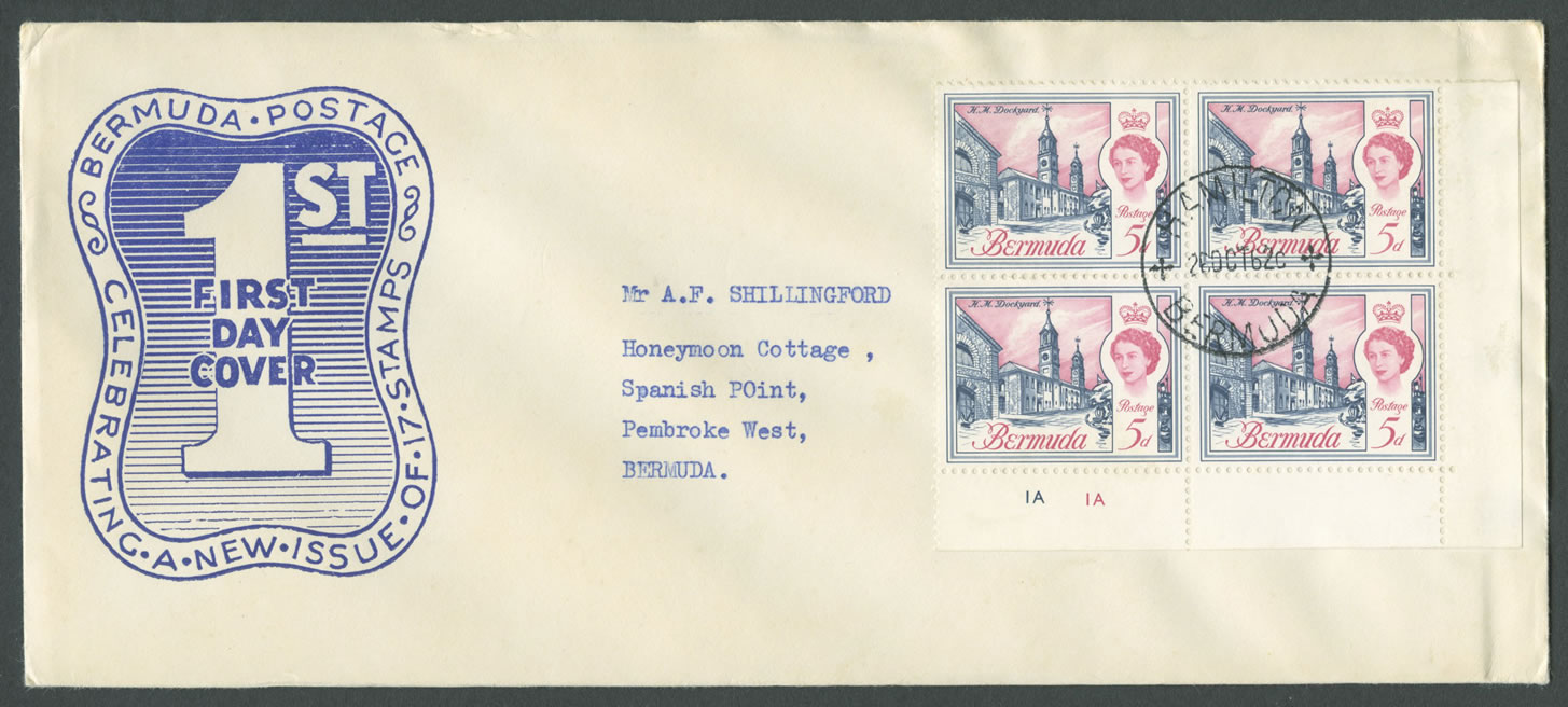 1962-10-26-buildings-of-bermuda-5d-4-block-fdc-hi