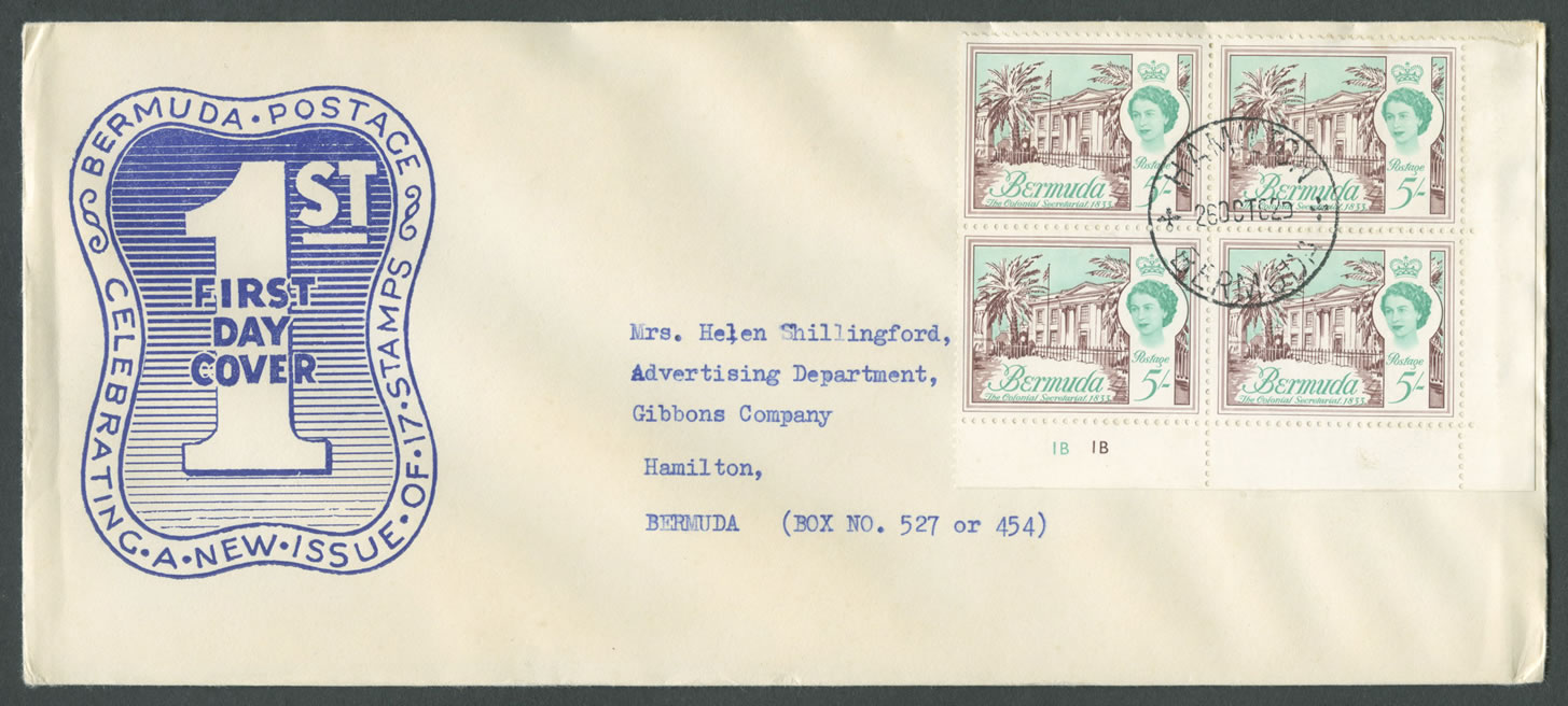 1962-10-26-buildings-of-bermuda-5sh-4-block-fdc-hi