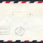 1965 First BOAC Super VC10 Flight New York to Bermuda reverse FF