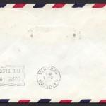 1965 First BOAC Super VC10 Flight New York to Bermuda reverse FF