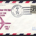1965 First BOAC Super VC10 Flight New York to Bermuda FF