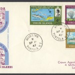 1967 Cable & Wireless Telephone Service Virgin Islands FDC