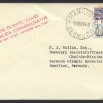 1968 XIX Olympic Games Mexico 3d FDC