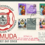 1969 50th Anniversary Girl Guides FDC