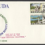 1971 Keep Bermuda Beautiful FDC