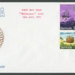 1971 Deliverance 1610 FDC