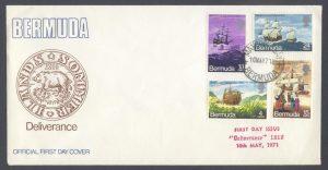 1971 Deliverance 1610 Mangrove Bay FDC