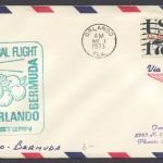1973 Eastern Airlines Orlando Bermuda First Flight