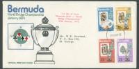 1975 World Bridge Championship FDC