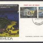 1975 200th Anniversary Gunpowder Plot 5c and 17c FDC