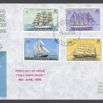 1976 Tall Ships Race Winston Churchill FDC