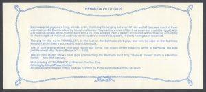 1977 Bermuda Piloting FDC Bermuda Maritime Museum