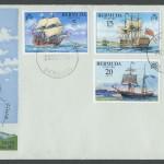 1977 Bermuda Piloting FDC