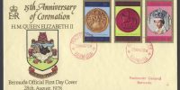 1978 25th Anniversary of the Coronation PPO FDC
