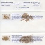 1979 Bermuda Wildlife Definitive Pt II liner FDC
