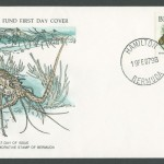 1979 WWF Spiny Lobster 10c definitive FDC