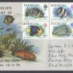 1979 Bermuda Wildlife Definitive Pt III