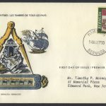 1979 Bermuda Antique Maps 15c FDC