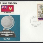 1979 ICC Cricket Trophy Commemorative Cover