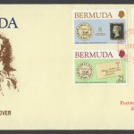 1980 Rowland Hill and The Penny Post FDC