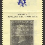 1980 Rowland Hill and The Penny Post insert rev FDC