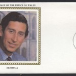 1981 Royal Wedding Charles and Diana 30c Benham FDC