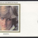 1981 Royal Wedding Charles and Diana 50c Benham FDC