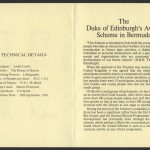 1981 The Duke of Ediburgh's Award insert FDC