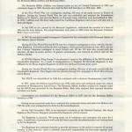 1982 Bermuda Regimentinsert FDC