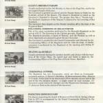 1982 Bermuda Regiment insert reverse FDC