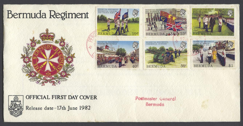 1982 Bermuda Regiment